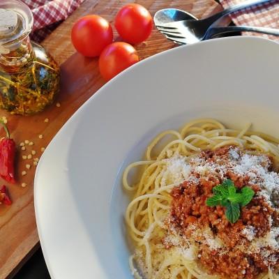 spaghetti żyrardów