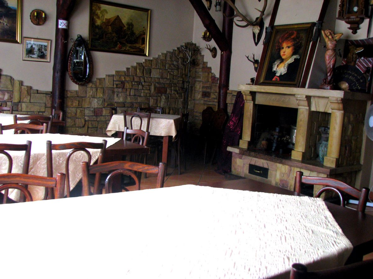 Restauracja i pizzeria Tropka Żyrardów